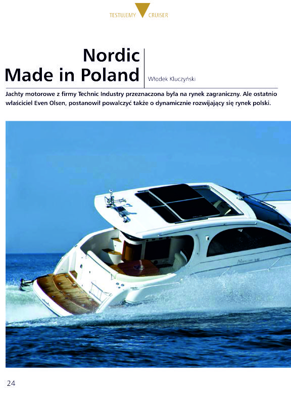 Nordic Made in Polen