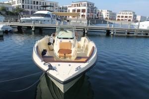 Nordic 22 CC Outboard