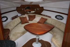 Nordic 28 SC cabin