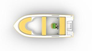Nordic 16 CC Outboard