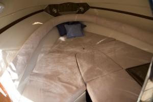 Nordic 22 DC White cabin