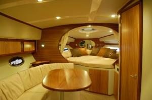 Nordic 38 HT cabin