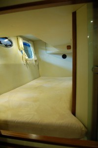 Nordic 38 HT small bedroom