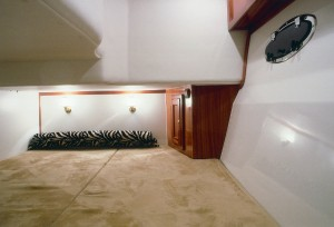 Nordic 38 SC bedroom
