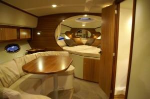 Nordic 38 SC cabin